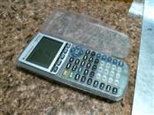 TEXAS INSTRUMENTS Calculator TI-83 PLUS SILVER EDITION